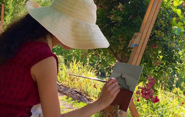 21st-27th August 2021 Painting & Drawing Workshop