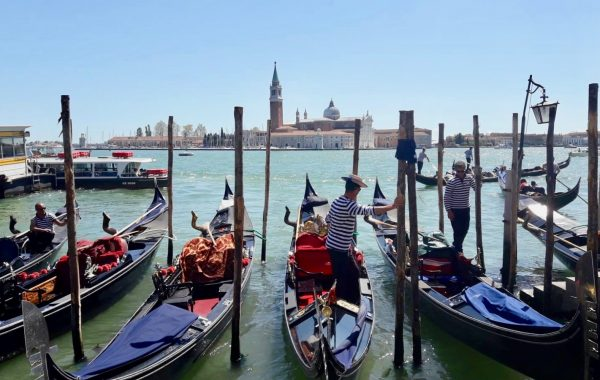 15th-20th October 2021 Venice Watercolour Course