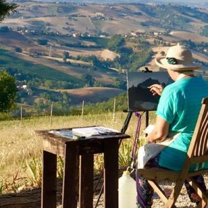 24th-30th July 2021 Painting & Drawing Workshop