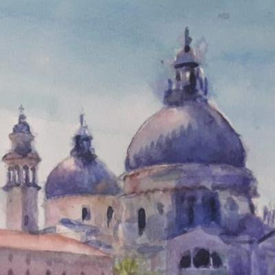 9th – 15th October 2020 Watercolour Painting in Venice